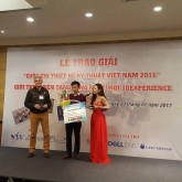 "The Awards Ceremony of the ""CATIA Contest 2016"" for Vietnamese students and engineers"