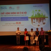 "Ambassador of Canadian in Vietnam Joined USTH Seminar  about ""Air Quality in Hanoi"""