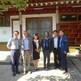 USTH visits Korean universities