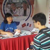 USTH attends Tuoi tre Newspaper's 2018 Recruitment Days across Vietnam