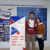 USTH admission interview for Bachelor, Wave 1 - 2018