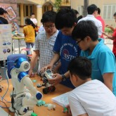 USTH attends the 2018 STEM Day