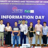 The ICT Information Day 2019 attracted many big companies