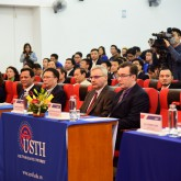 USTH held the Opening Ceremony of the new academic year 2020-2021