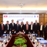 USTH successfully held the 6th University Council Meeting