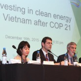 """Investing in Clean Energy in Vietnam after COP 21″ Seminar"