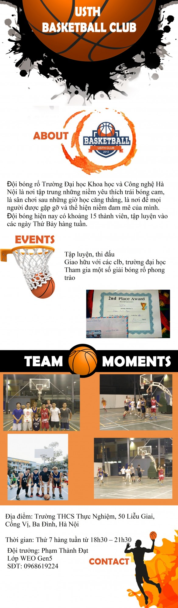 BASKETBALL vn